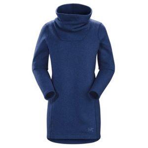 Arcteryx Desira Funnel Neck Tunic Sweater
